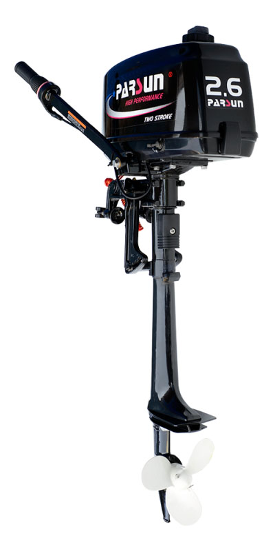 Outboard motor Parsun F2.6 BMS