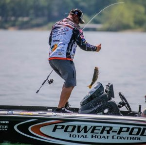 Busting Late Summer Bass with Chris Lane